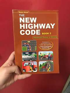 New Highway Code Book 2