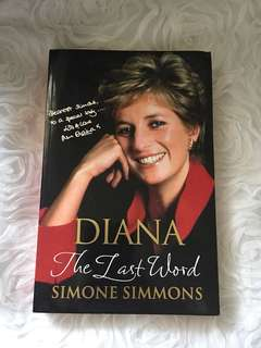 Diana The Last Word by Simone Simmons