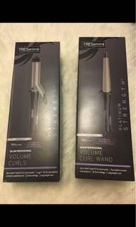 TRESemme platinum strength curling iron- Brand new in box