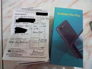 Asus Zenfone 4 Max Plus (M1) w/ freebies
