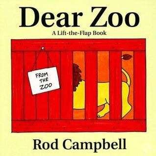經典繪本【Dear Zoo】