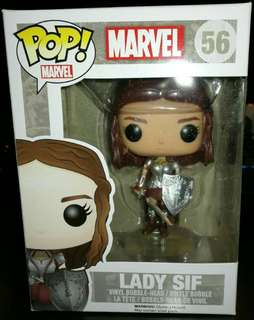 Lady Sif #56 Funko Pop