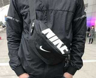 🚚 NIKE 腰包 情侶包側背包斜背包單肩包(共7款)