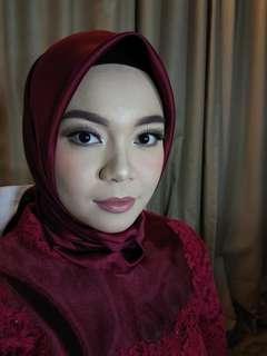 Jasa makeup area makassar