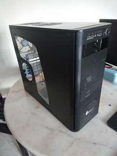 cooler master atx pc case