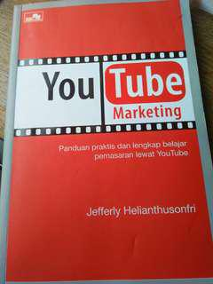Buku Youtube Marketing