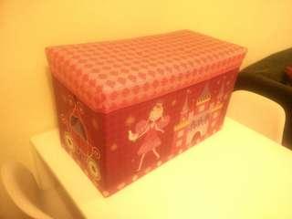 Babies and kids princess toy Storage Box #july70
