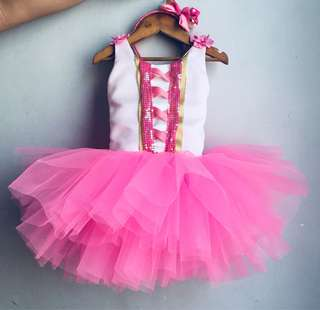 SLEEPING BEAUTY TUTU