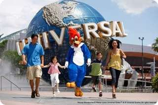 Promo tiket Universal Studio Singapore (USS) - For Adult / Dewasa