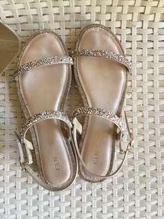 Celine wedge Sandal