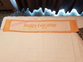 BTS 4th Muster MUFFLER TOWEL [HAPPY EVER AFTER]