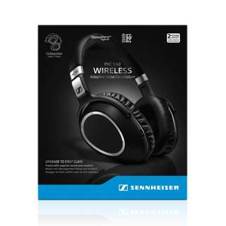 BNIB Sennheiser PXC 550 Wireless Headphones Headset with 2 Years International Warranty PXC550