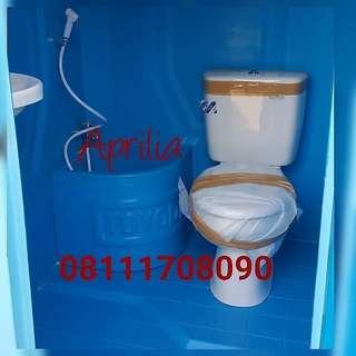 Toilet Portebel VIP closet Duduk merk TOTO