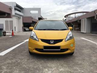 Honda Fit 1.3 For Rent