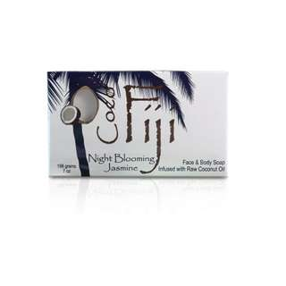 Organic Fiji Coconut Soap (in Blooming Jasmine)
