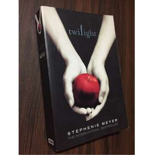 Twilight and Eclipse books