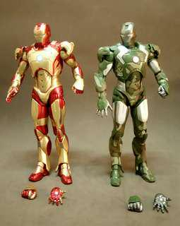 Iron-man 6 inch die-cast