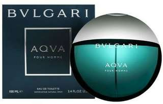 BVLGARI AQVA FOR MEN! ORI 100%
