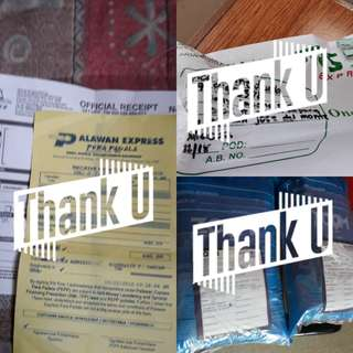 Another proof of shipping👍👍thank you💗💖