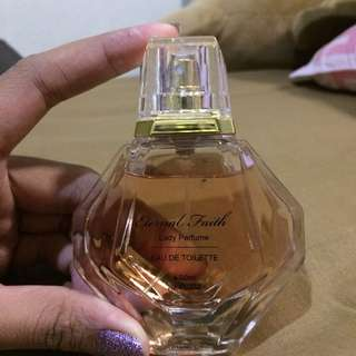 Eternal faith parfume