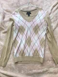 Tommy Hilfiger V-neck long sleeve