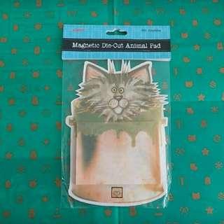磁貼 Memo Pad,$15兩本,$10單本,另有多個款式可揀。