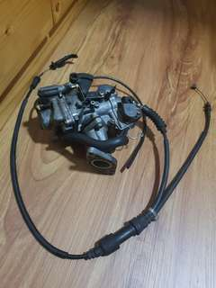 X1R/Spark Standard Carburetor