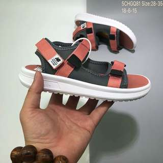 Kids sandal pre order new balance 1000 only plus shipping fee size 28-35