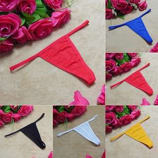 T-Back Panties (limited stocks available)