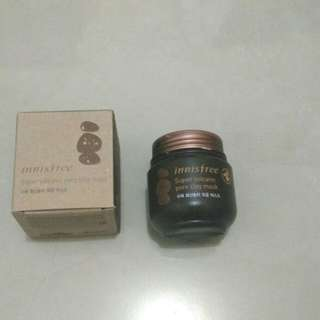 Innisfree super volcano clay mask