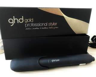 ghd gold® professional styler (hair straightener)