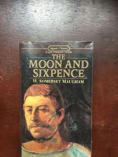 The Moon and Sixpence by W. Some rest Maugham