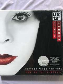 "Vinyl Record by Donna Summer 12"" Single Box Set"