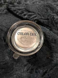 Maybelline color ink eyeshadow