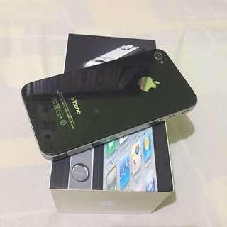 🌹USED iphone4 Black