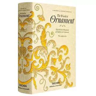 TASCHEN The World Of Ornament