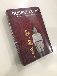 Robert Kuok (mph normal price - RM140)
