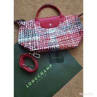 """Longchamp neo small limited """"polkadot"""""""