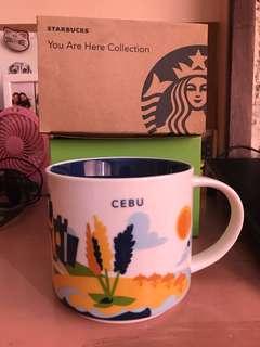 Starbucks YAH Cebu mug