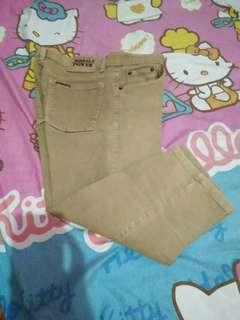 Celana Jeans 3/4 no. 31