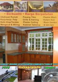 Tukang renovate and plumber