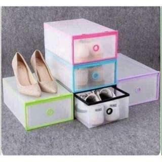 Shoe mate shoe box Organizer
