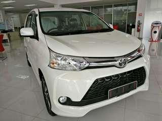 Toyota Avanza yang menarik