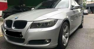 BMW E90 320i LCI Model Facelift 2009