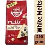 Nestle Bakers' Choice White Choc Melts