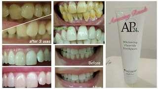 Scion Whitening Toothpaste
