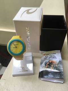 Original ripcurl watch