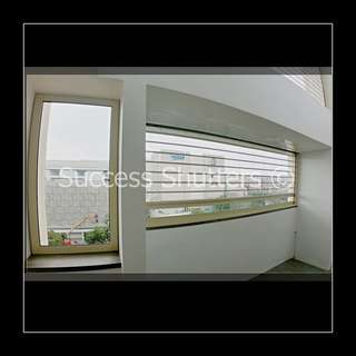 Heavy duty polyblinds for home