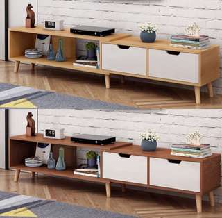 Extended TV Console ❤️