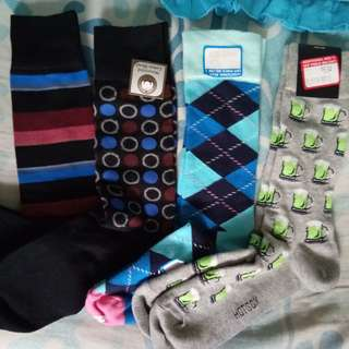 Colorful Socks (men)